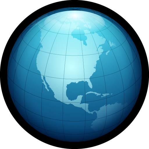 globe, internet, link, network, web, world icon