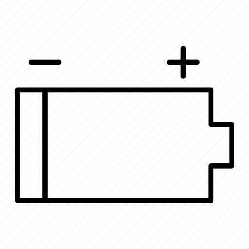 accumulator, battery, energy, power, storage battery icon
