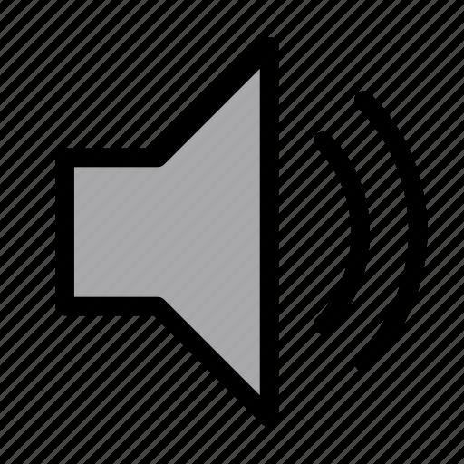 sound, speaker, unmute, volume icon