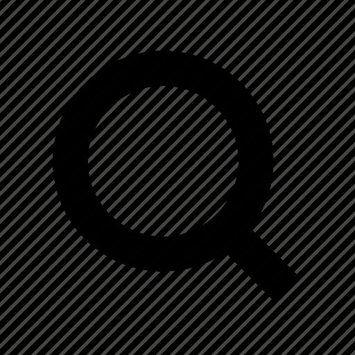 app, search icon