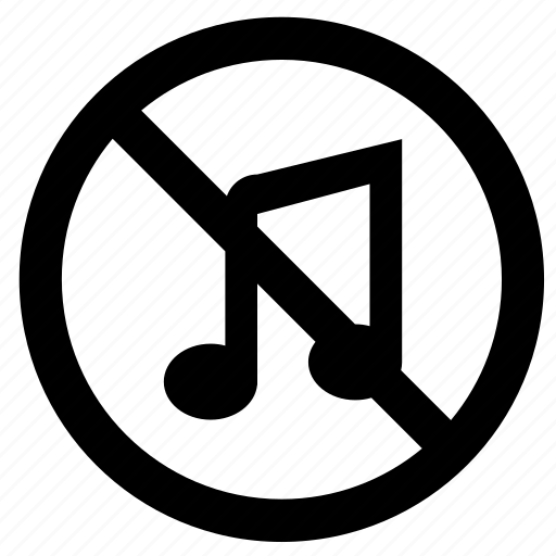 cancel, music, sound, video, volume icon