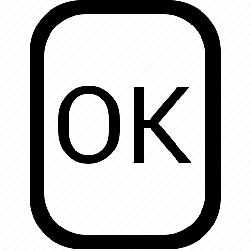 accept, compare, complete, keyboard, keypad, mobile, ok icon