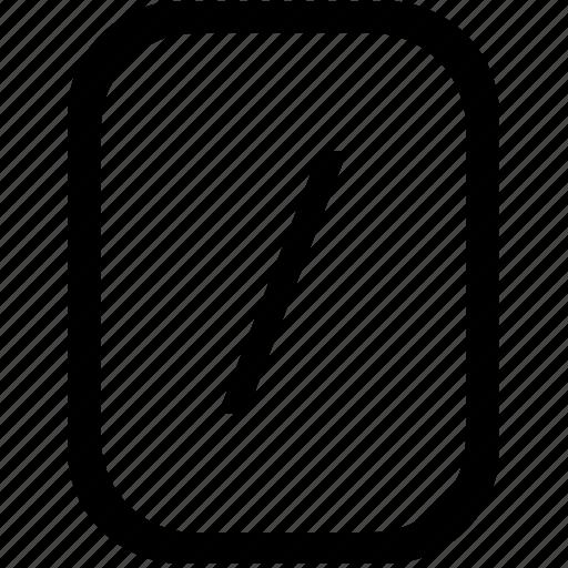 address, keyboard, keypad, mobile, right, slash, web icon