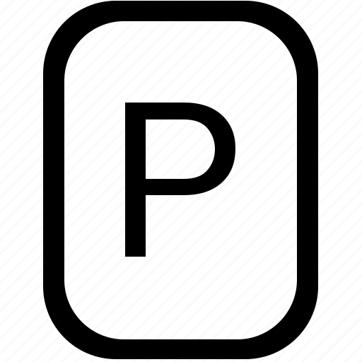 alphabet, keyboard, latin, letter, mobile, p, uppercase icon