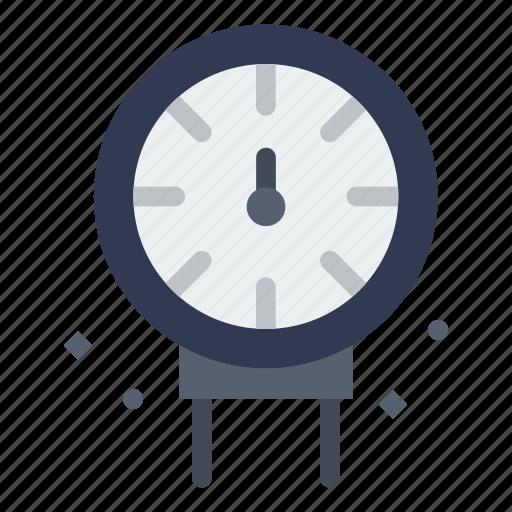 Gauge, mechanical, plumber, plumbing icon - Download on Iconfinder