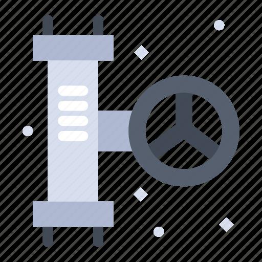 mechanical, plumber, plumbing, system icon