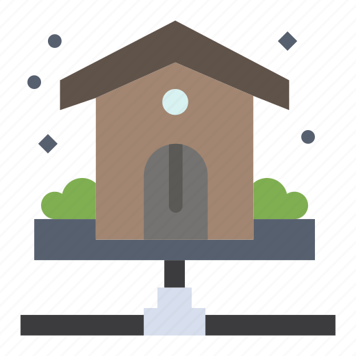 house, pipe, plumber, plumbing, water icon