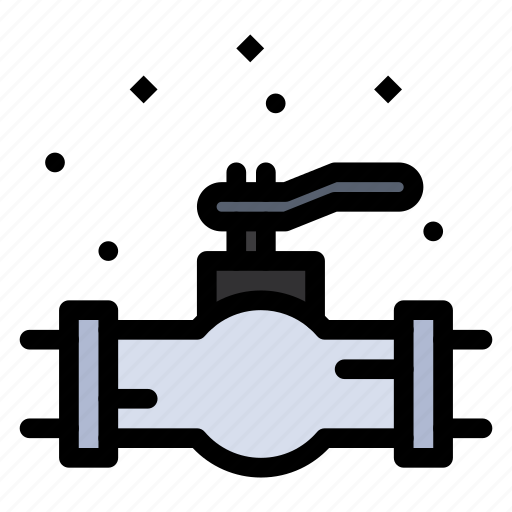 mechanical, plumber, plumbing, system icon