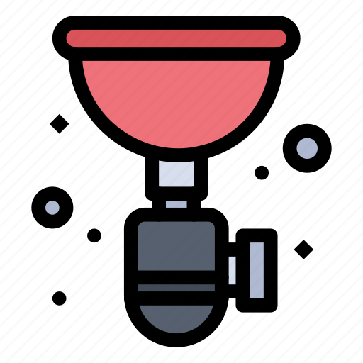 Pipe, plumber, plumbing, sink, siphon icon - Download on Iconfinder
