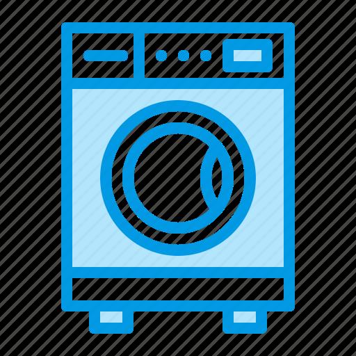 laundry, machine, washing icon