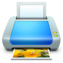 device, printer icon