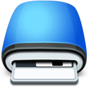 blue, drive, floppy icon