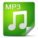filetype, mp icon