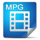 filetype, mpg icon