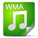filetype, wma icon