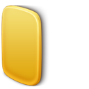 empty, folder, front
