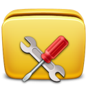 folder, settings, tools icon