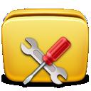 folder, settings, tools
