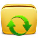 folder, subscription icon