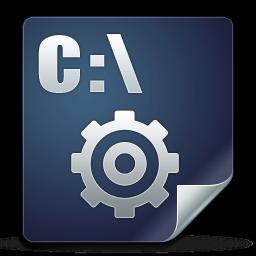 document, exe icon