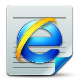 document, html icon