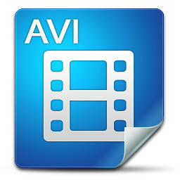 avi, filetype icon
