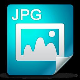 filetype, jpg icon