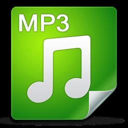 filetype, mp icon