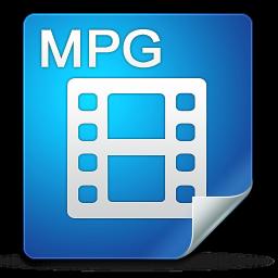 filetype, mpg icon