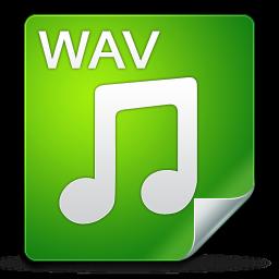filetype, wav icon