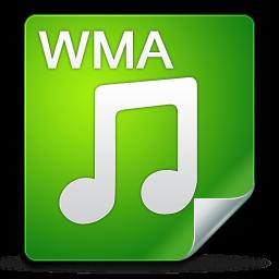 filetype, wma icon