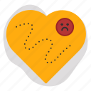 disease, heart icon