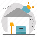 furniture, home, house, indoor, inside icon