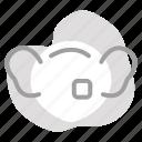 mask, n95, pm2 icon