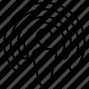 broadcast, podcast, radio, signal icon
