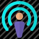 podcast, broadcast, radio, signal