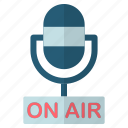 air, on, on air, podcast