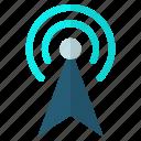 broadcast, podcast, radio, signal