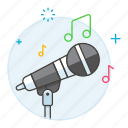 audio, clamp, dynamic, microphone, podcast, recording, sound, streaming, vocal, voice