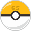 pocket, ball, gs, pocket monster icon