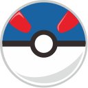 ball, great, pocket, pocket monster icon