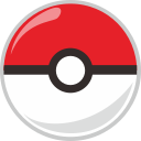 ball, pocket, pocket monster, poke icon