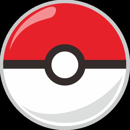 ball, pocket, pocket monster, poke icon