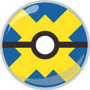 quick, ball, poke, pocket monster icon