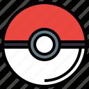 game, gaming, nintendo, people, pokeball, pokemon, video icon