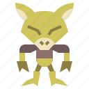 abra, game, gaming, gartoon, nintendo, pokemon, video icon