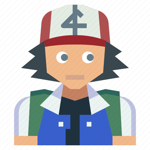 Pokemon Flaticons By Surang Jj