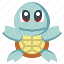 game, gaming, gartoon, nintendo, pokemon, squirtle, video icon