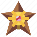 game, gaming, gartoon, nintendo, pokemon, staryu, video icon