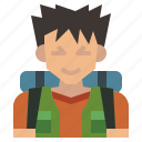 avatar, game, nintendo, people, pokemon, takeshi, video icon
